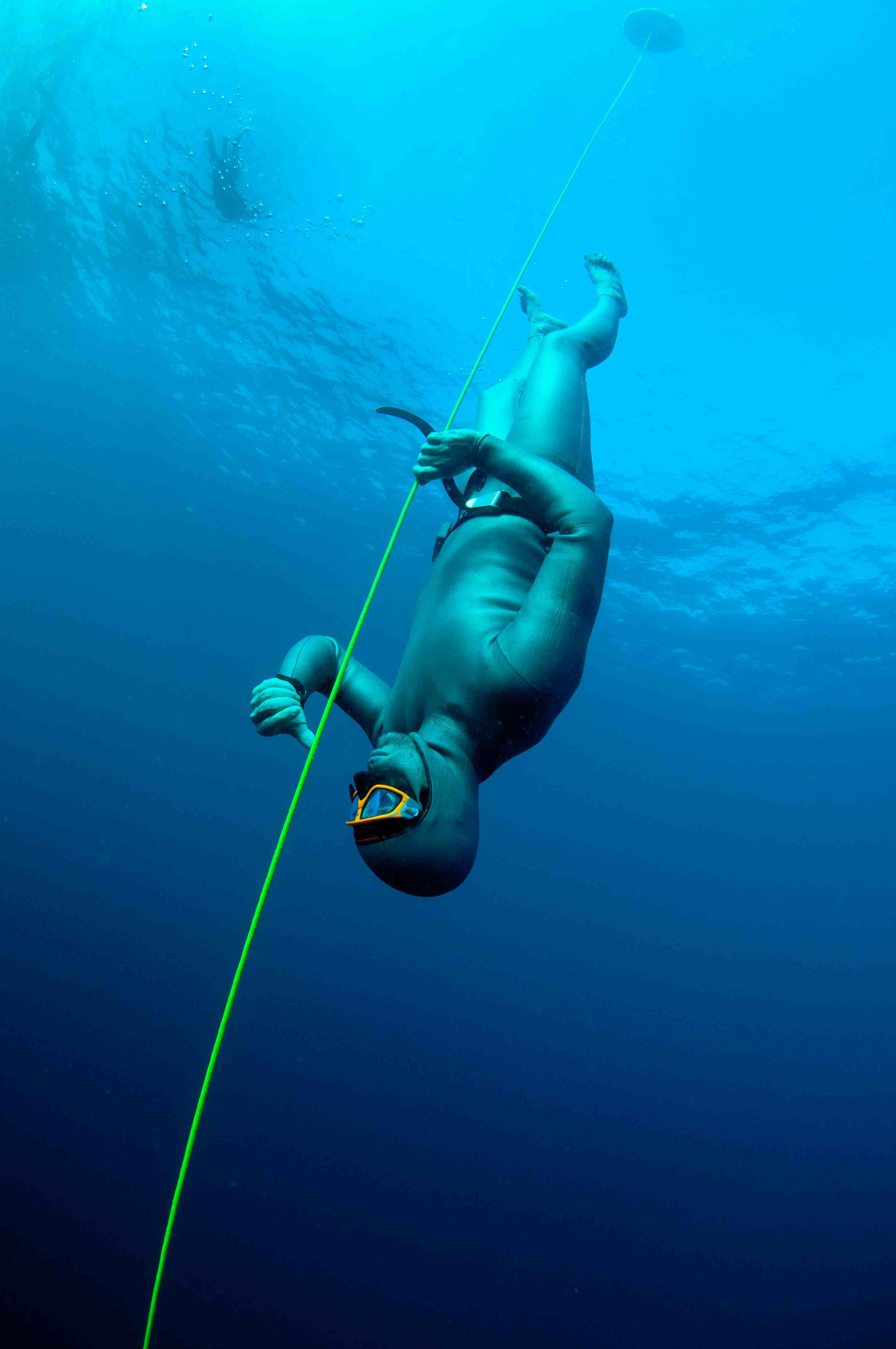 Master Freediving Course In Bali