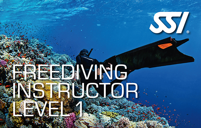 Picture SSI Freediving Instructor Level 1