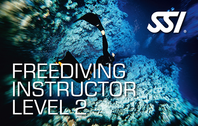 Picture SSI Freediving Instructor Level 2