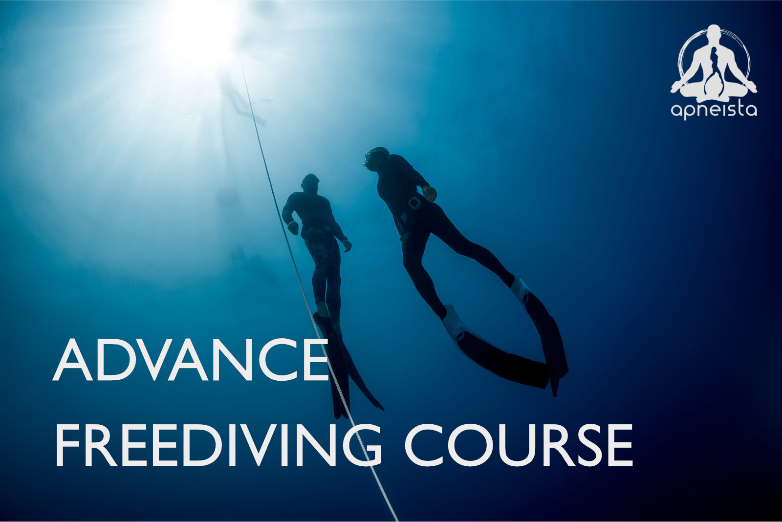 Picture of advance freediving course