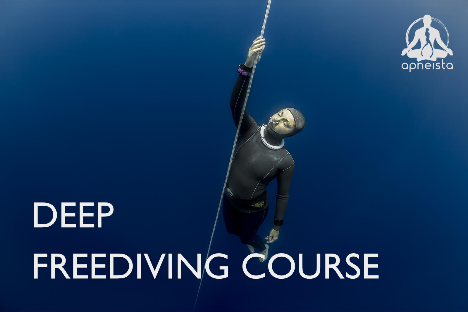 Picture of deep freediving course