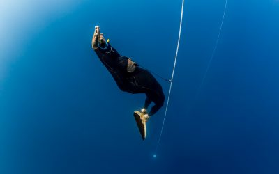 Frederic Lemaitre- Deep immersion into the cutting edge of freedive science.