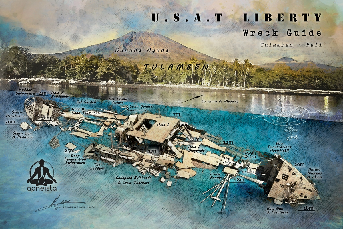 Picture of Liberty Wreck Tulamben New Map