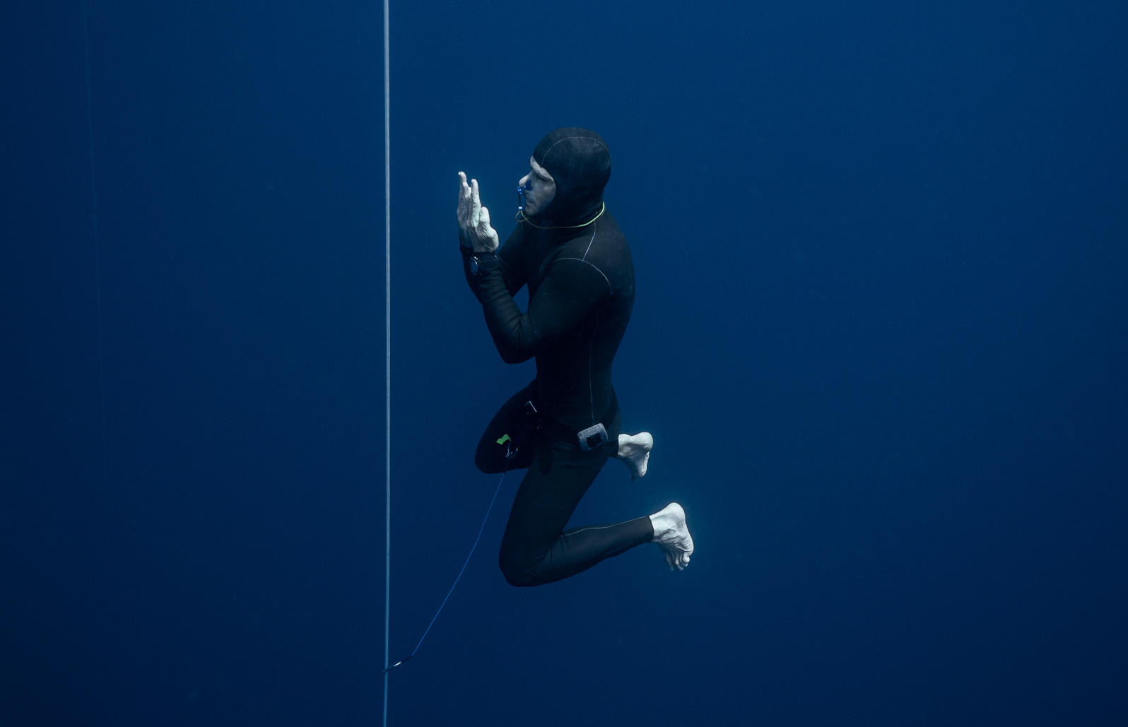 freediving no fins