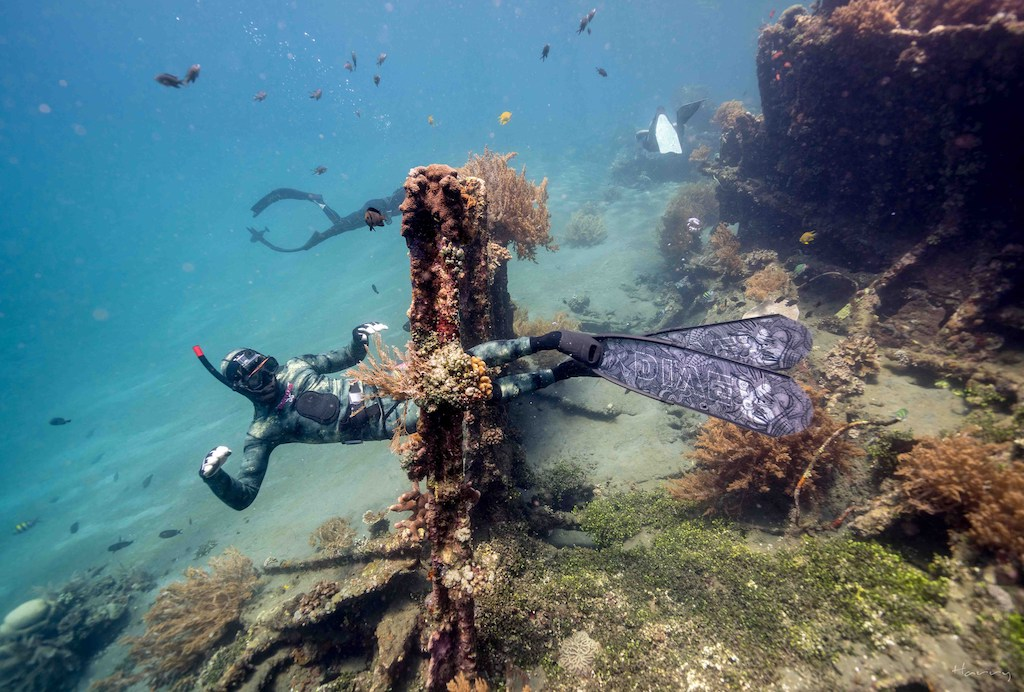 Japanese wreck amed
