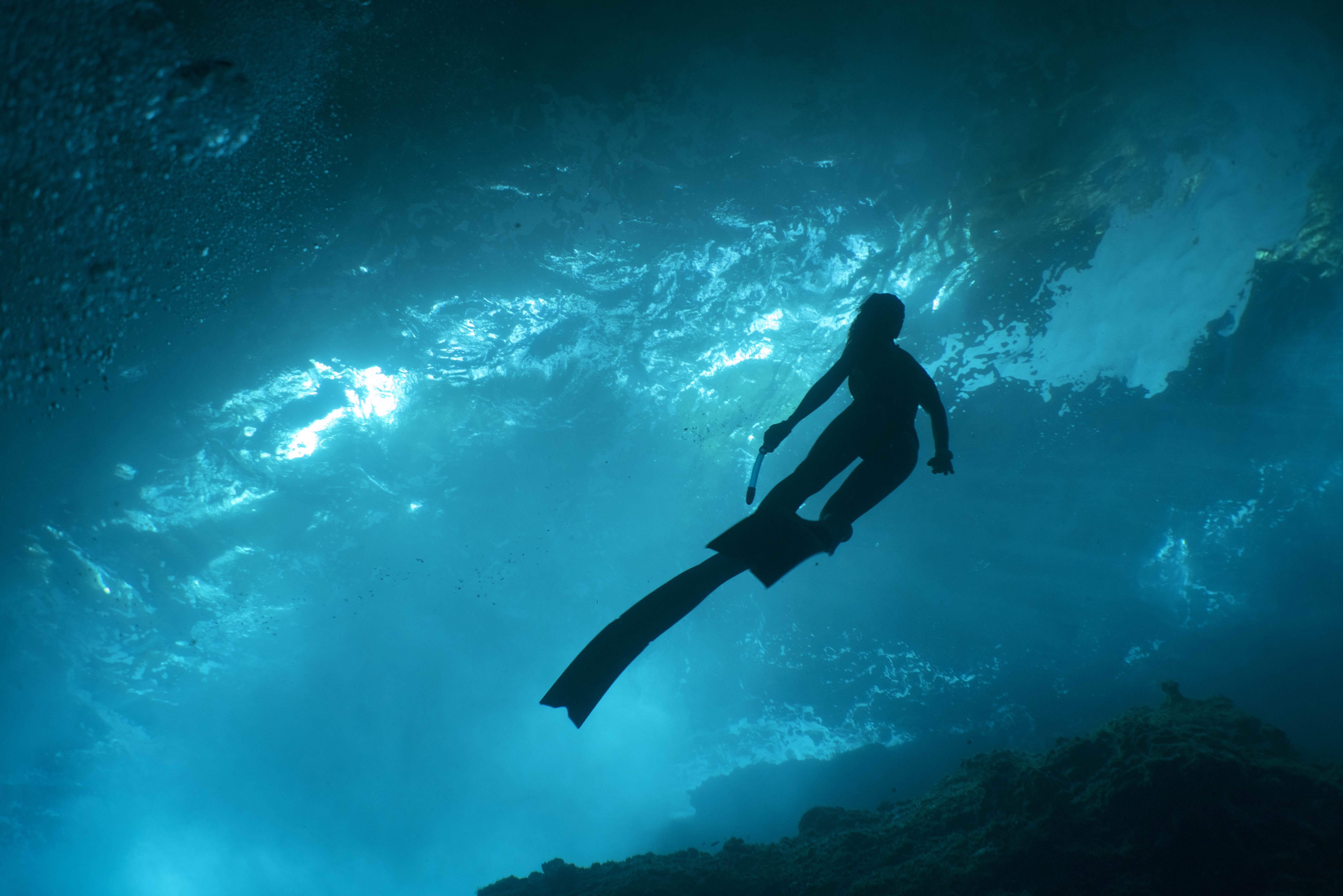 Picture of Level 1 basic freediving course