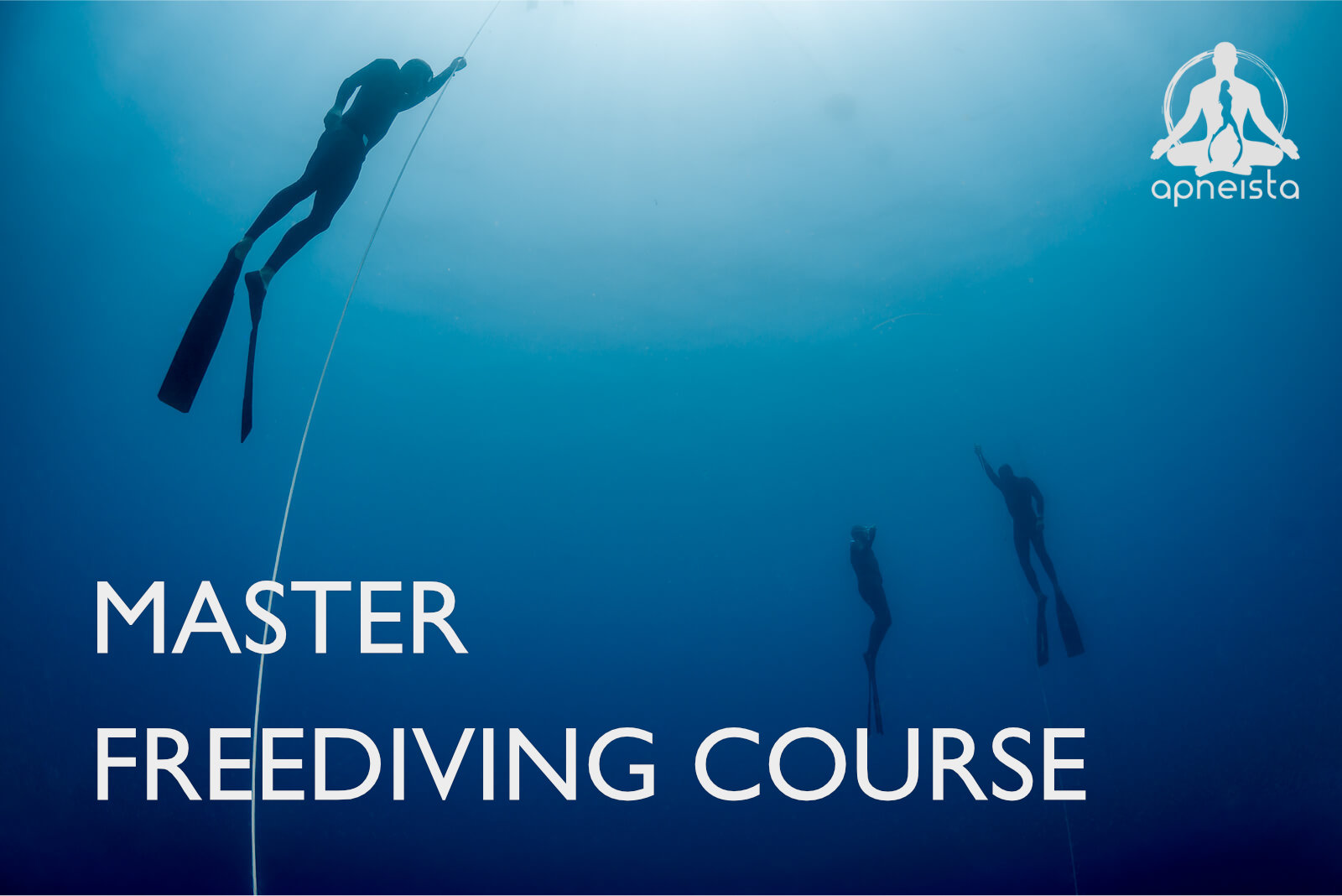 Picture of master freediving course
