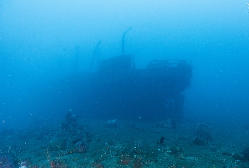 Amed Wreck Diving Guide